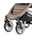 City Mini 4-kołowy Teal/Grey 4W Wózek Baby Jogger