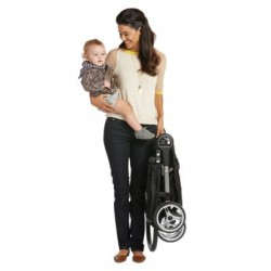 City Mini Single Teal/Grey Wózek Baby Jogger