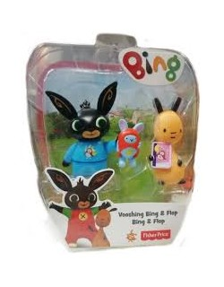 Bing Figurki Bing i Flop Fisher Price