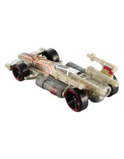 Star Wars Autostatki Kosmiczne X-Wing Fighter Hot Wheels