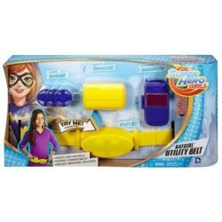 Pas Batgirl Superbohaterki DC Super Hero