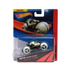 Moto Track Stars Rattle Ripper Hot Wheels
