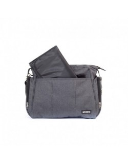 Torba do wózka Nappy Bag Grey Baby Monsters