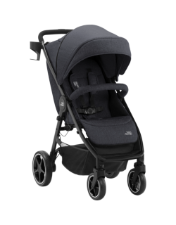 B-AGILE M Wózek spacerowy do 22 kg Black Shadow Britax Romer