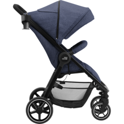 B-AGILE M Wózek spacerowy do 22 kg Navy Ink Britax Romer