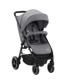 B-AGILE M Wózek spacerowy do 22 kg Elephant Grey Britax Romer