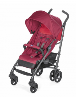 Lite Way3 Top Wózek spacerowy z pałąkiem Red Berry Chicco