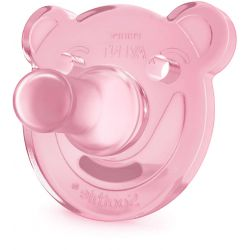Smoczek Soothie Shapes Girl 0-3m+ AVENT