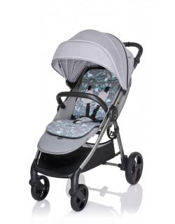 Wave 27 Light Gray Wózek spacerowy Baby Design