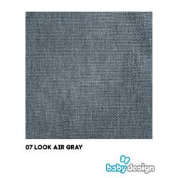 Look Air 07 Grey 2020 Wózek spacerowy pompowane koła Baby Design