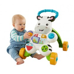 Interaktywny Chodzik Zebra Fisher Price