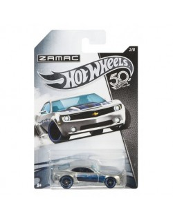 Zamac 50 Rocznica Chevy Camaro Concept Hot Wheels