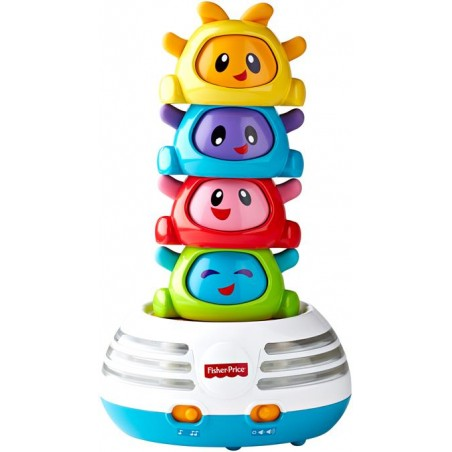 Muzyczna piramidka Bebo Fisher Price