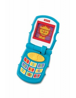 Telefonik z Klapką Fisher Price